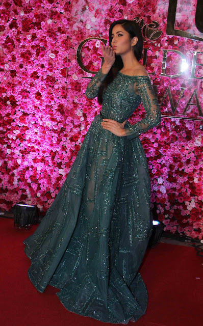 Katrina Kaif at Lux golden rose Awards