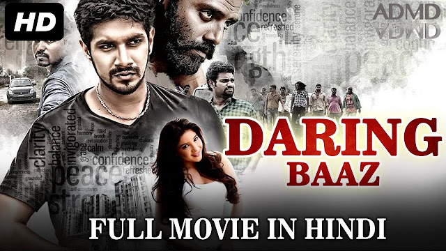Daring Baaz (2013) Hindi Dubbed Movie Full HDRip 720p