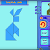 Juego interactivo - Tangram formar figuras