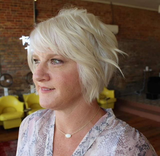2021 haircuts for women over 50