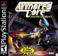 Armored Core - Master Of Arena  - PS1 - ISOs Download