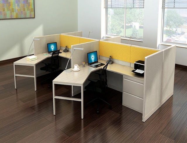 buy discount used modular office furniture Fort Lauderdale for sale
