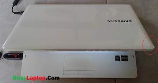 Samsung NP275E4V AMD E2 VGA Ati White