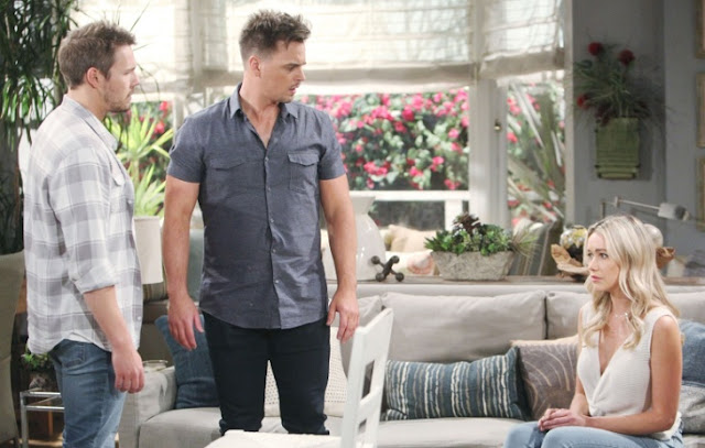 'The Bold and the Beautiful' Spoilers - Week of July 29
