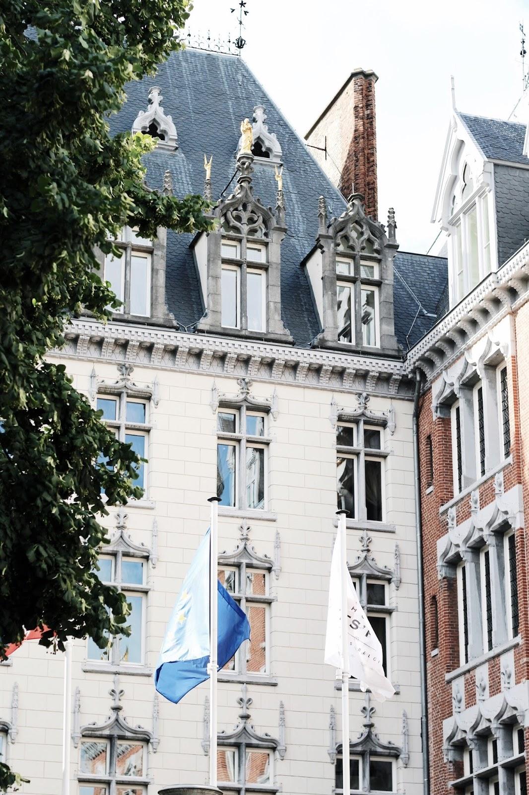 Luxury 5 Star Hotel Dukes Palace Bruges