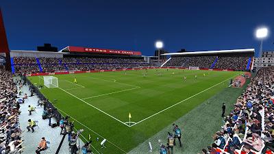 PES 2020 Stadium Estadio Anxo Carro