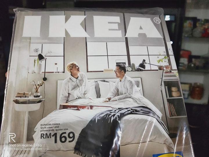 Kontroversi IKEA Menyokong LGBT Menerusi Katalog 2019