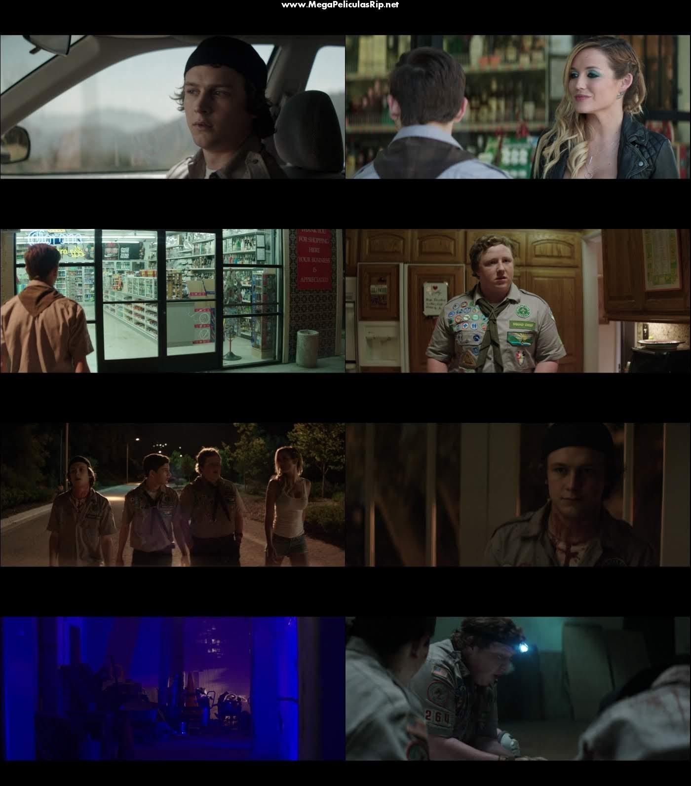 A La Mierda Con Los Zombis 1080p Latino