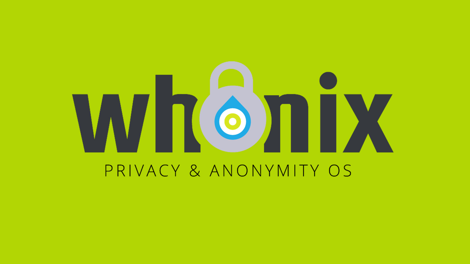 Whonix - An Operating System Focused On Anonymity, Privacy and Security