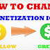 Youtube Monetization Yellow icon ko Blue icon me Kaise change kare - 100% Working Method