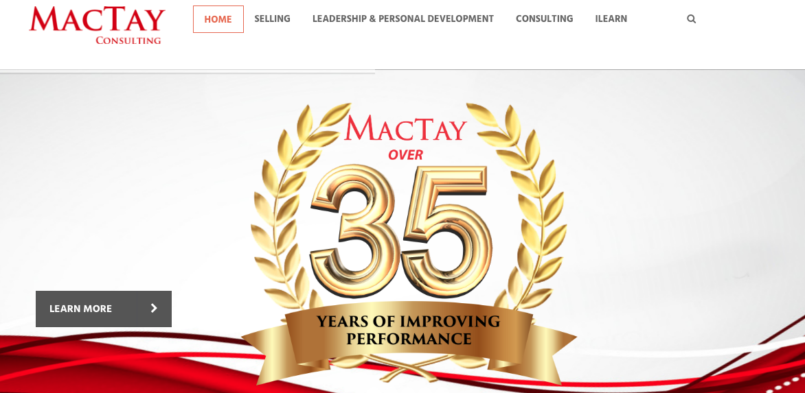 MacTay Consulting Recruitment 2018