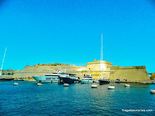 Três Cidades, Malta