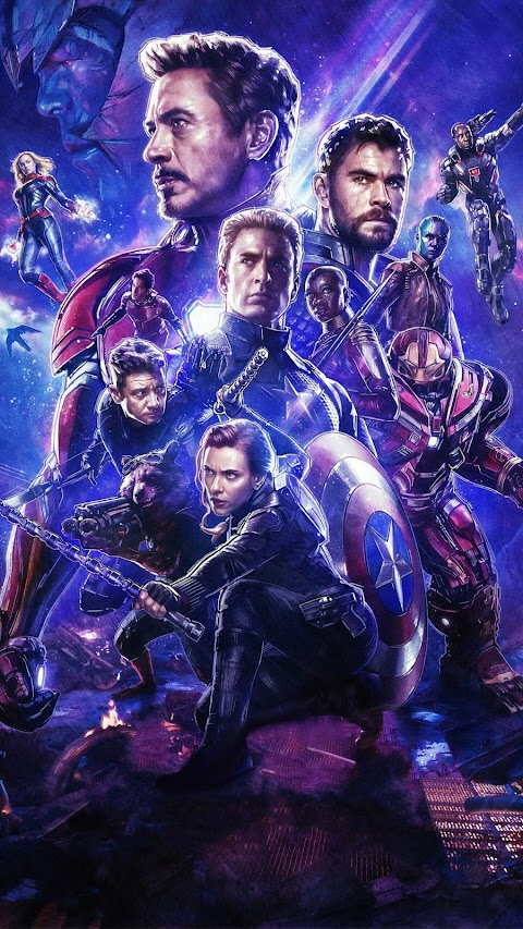 Avengers Endgame (Pack)