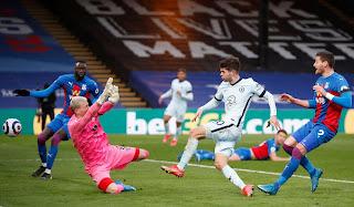 ملخص واهداف مباراة تشيلسي وكريستال بالاس (4-1) الدوري الانجليزي