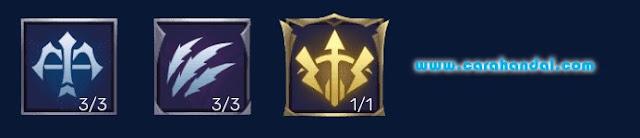 Emblem Wanwan Tersakit