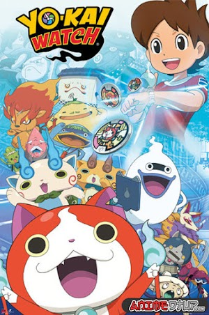 Yo-Kai Watch (05/26) [Lat/Cast/Ing] [WEB-DL 1080p]