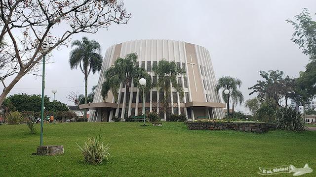 Igreja São Bento, em Bento Gonçalves