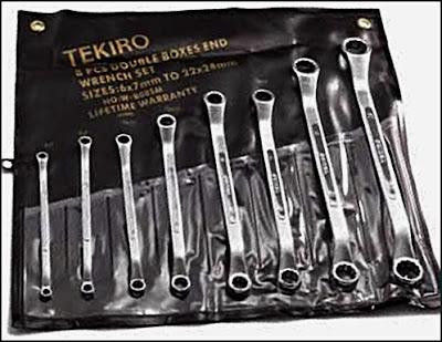 Harga Kunci Ring Tekiro 1 Set Dan Eceran