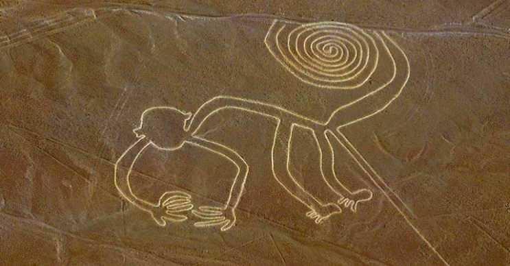 Nazca çizgileri yüzlerce yıldır gizemi çözülemeyen yapılardan biridir.