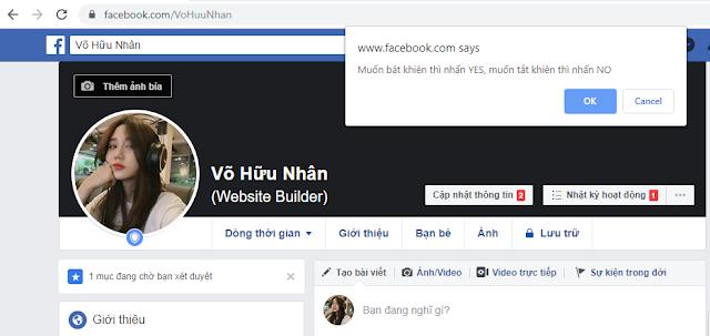 Bật Khiên Facebook Không Bị Checkpoint Và Không Cần Dùng Access Token - Code F12