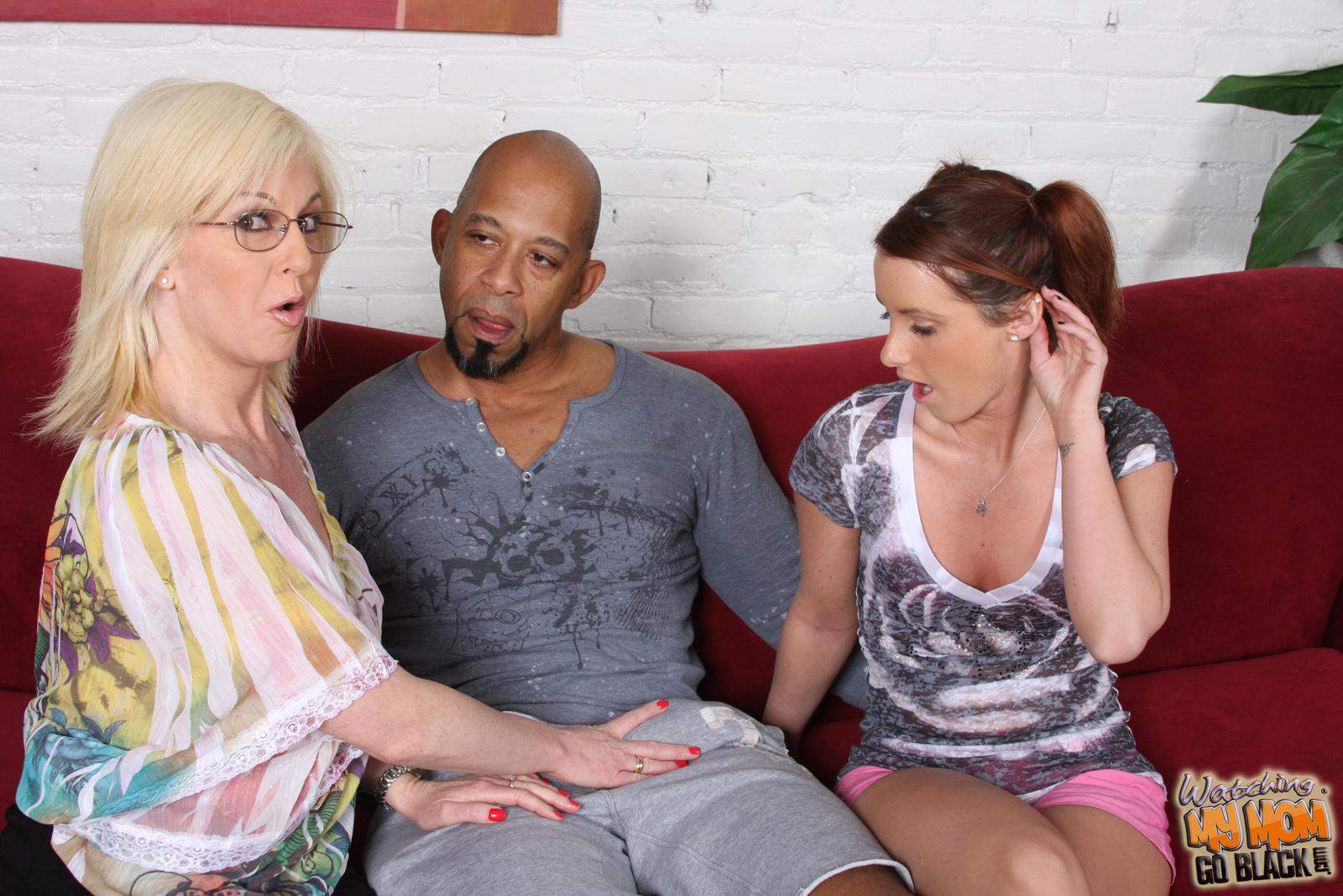 Granny Regarde Du Porno
