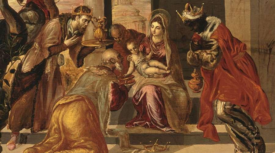 Imagen: Wikipedia - El Greco (Dominio público)