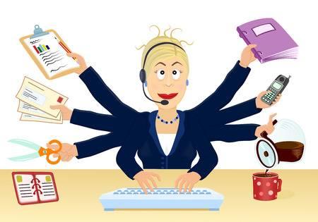 Asystentka szefa - część 2 czyli jak  w sposób taktowny przerwać spotkanie?