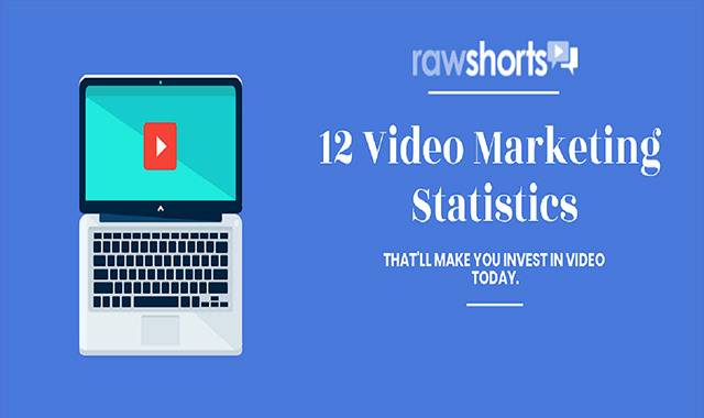 12 Video Marketing Statistics That'll Make You Invest in Video #infographic