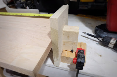saw stop wood cut exact dimension woodworking jig