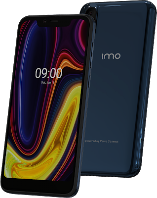 The Q4 Pro Smartphone from IMO is perfect as a first smartphone for Tweens