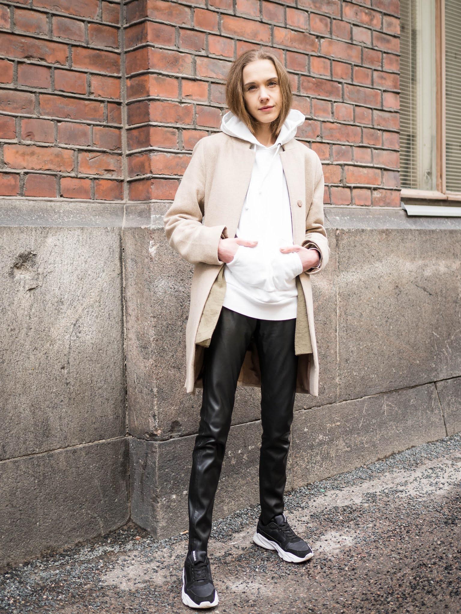 Etätyö pukeutuminen // Work from home outfit inspiration