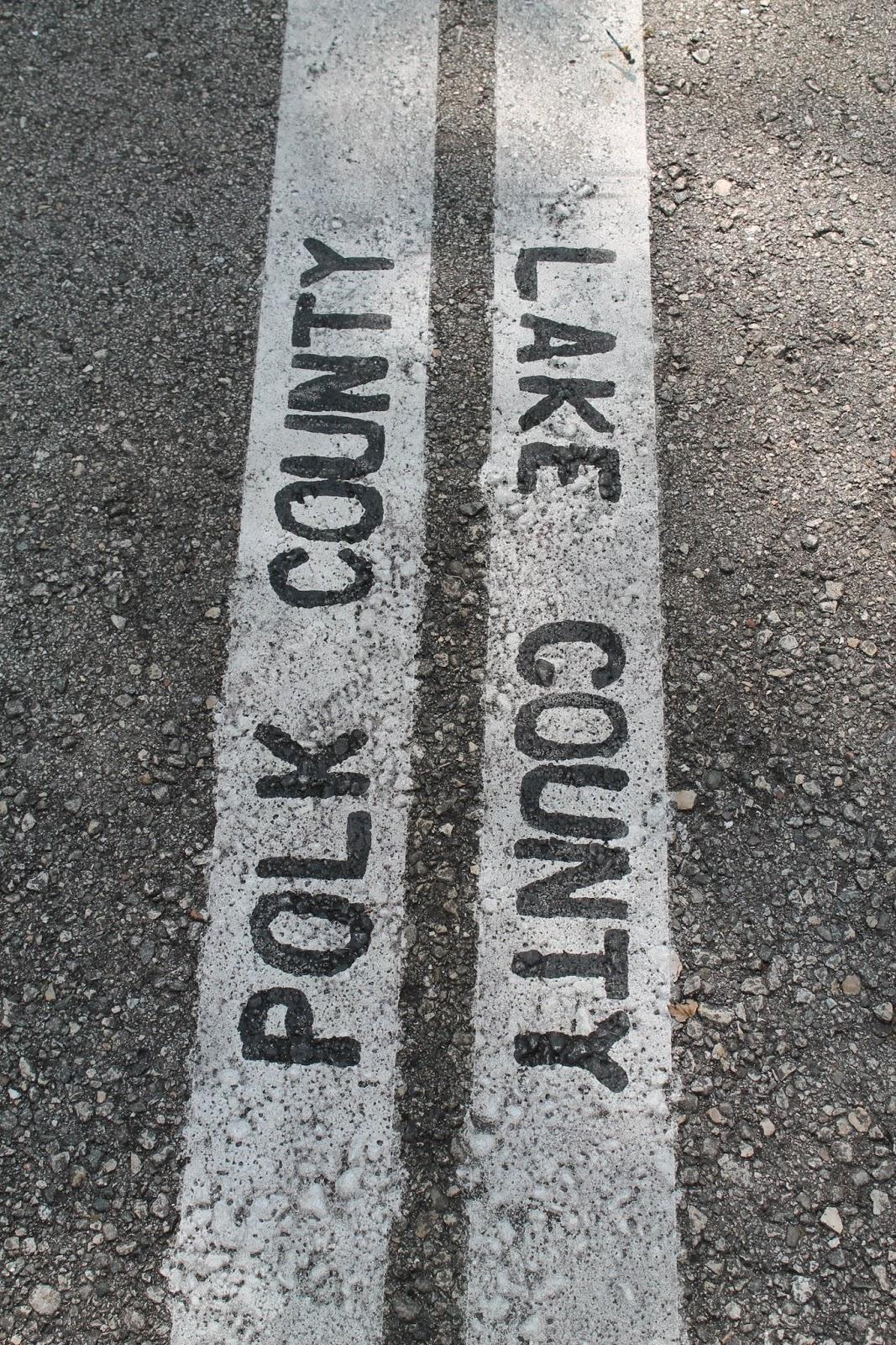 Pasando de Polk a Lake