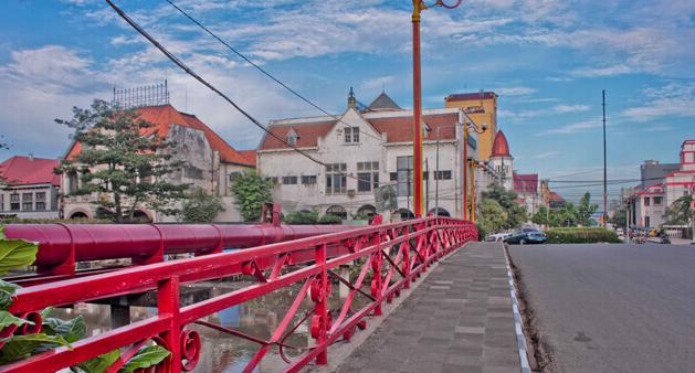 Kawasan Jembatan Merah