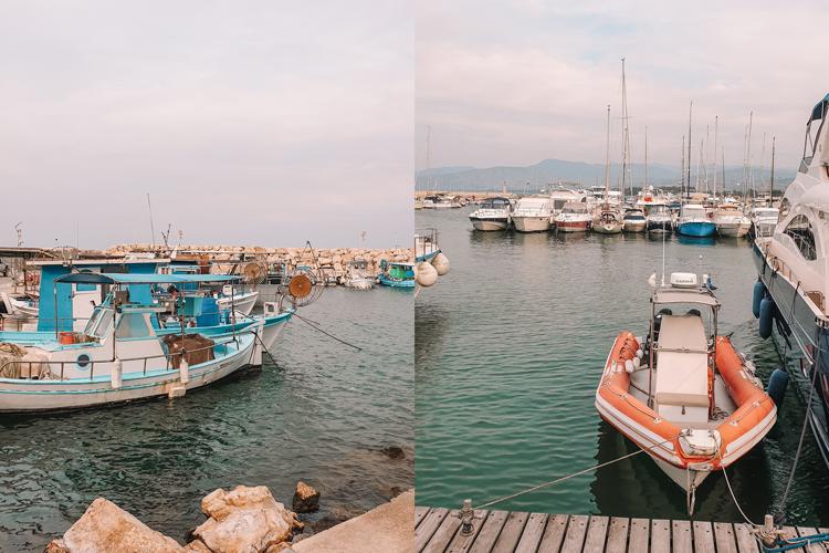 Cypr w listopadzie