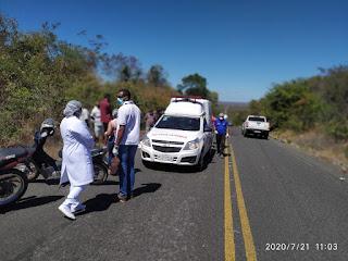 FOTOS| Oeirense morre de acidente em Colônia do Piauí
