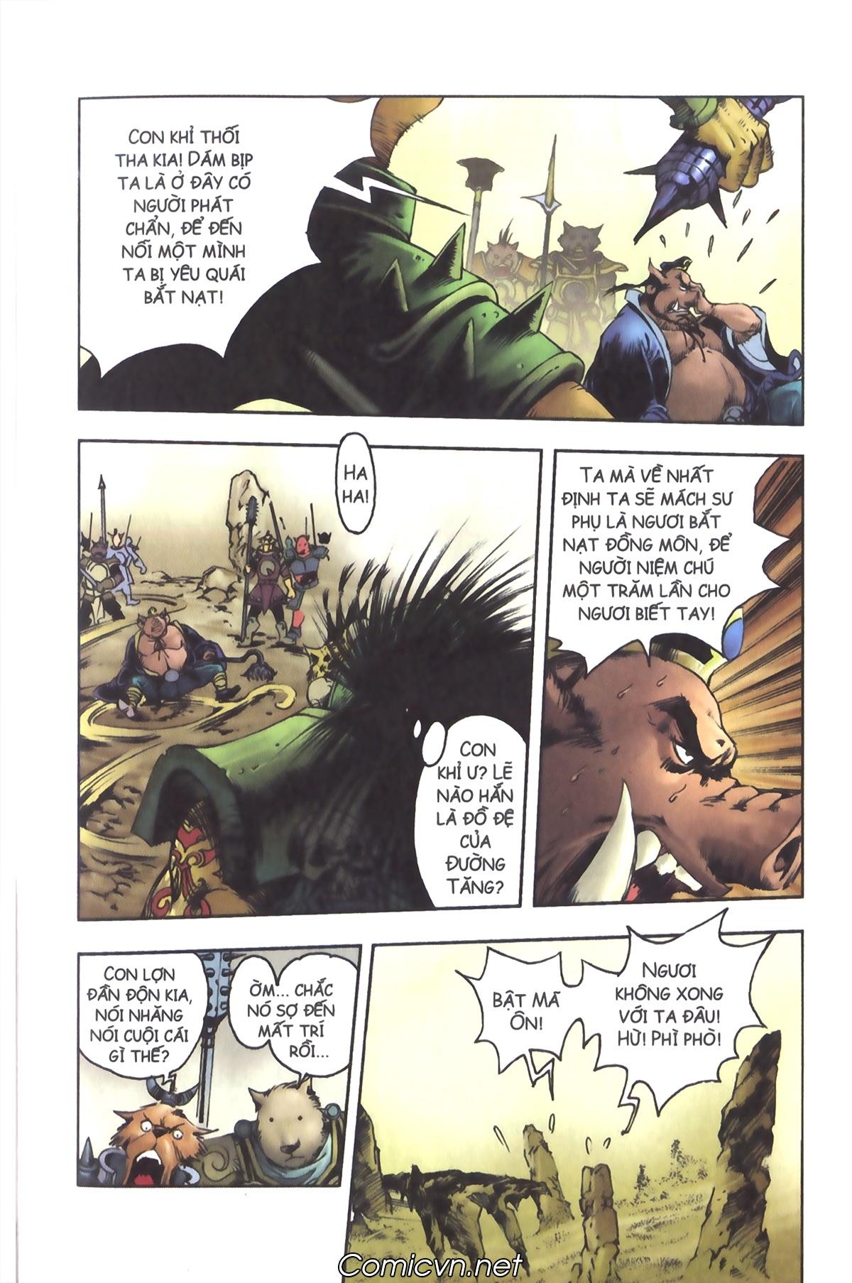 Tây Du Ký màu - Chapter 117 - Pic 19