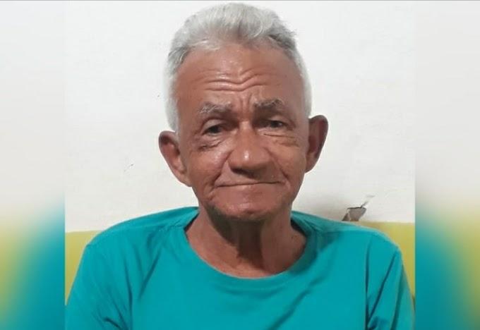 Morador da Paraíba, homem natural de Miguel Calmon procura por familiares