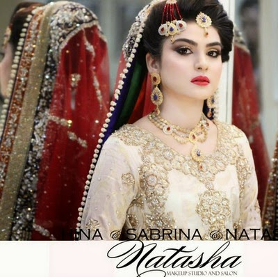 131dfb1ea8cc Pakistani Bridal Dress 2015