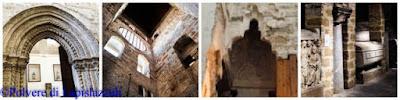 duomo di Palermo con i particolari medievali sopravvissuti come il portane e i mucarnas