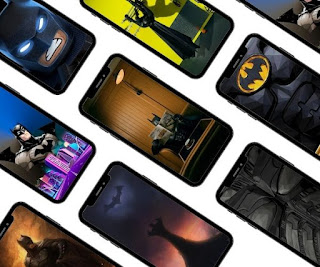 17 Batman phone wallpapers