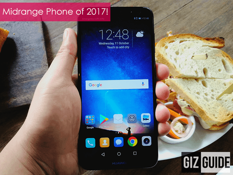 Editor's Choice: Midrange Smartphone of 2017: Huawei Nova 2i