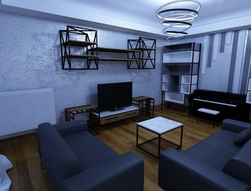 Evinizin iç mimarı