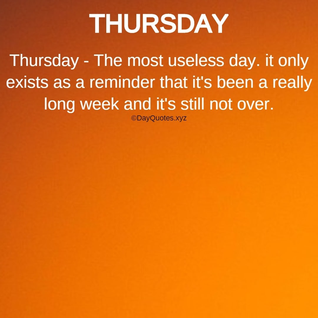 Best Thursday Quotes With Images To Share On Social Media