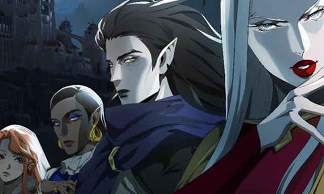 'Castlevania': Tráiler y fecha de estreno de la tercera temporada de la serie anime de Netflix