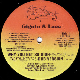 Drony Dj Electro Bass Gigolo Amp Lace Why You Get So High