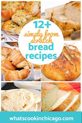 Breads: Simply From Scratch Round Up