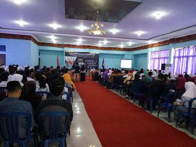 105 Tim Ikuti LCT Bidang IPS Tingkat SMA Sederajat di Universitas Lampung