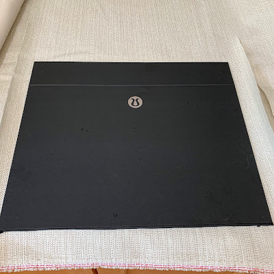 How to Make jewelry displays from Lululemon box