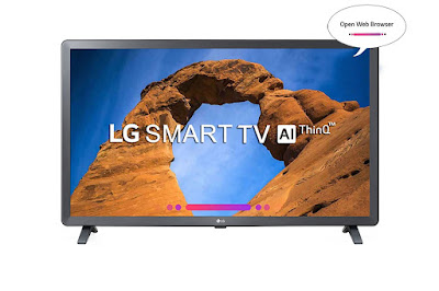 LG Smart TV LED 32 inch