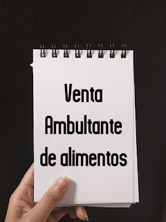 Venta ambulatoria de alimentos